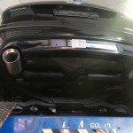 Ford Focus Lower Back
