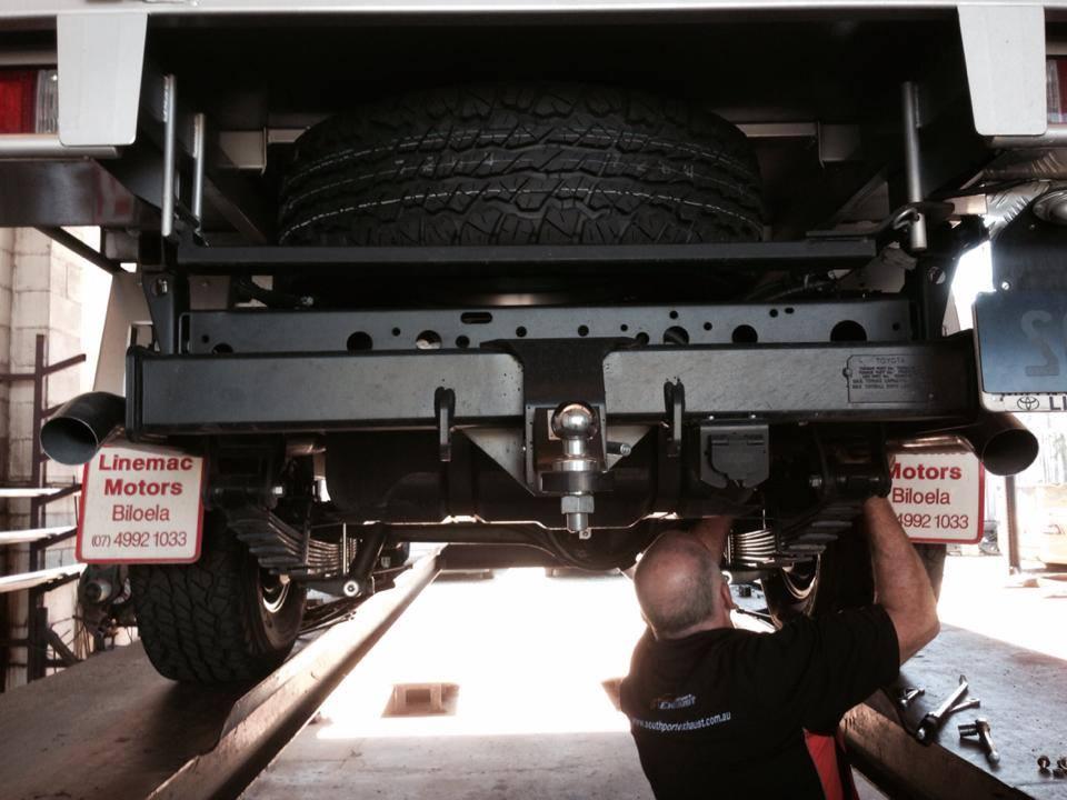LineMac Motors Repair