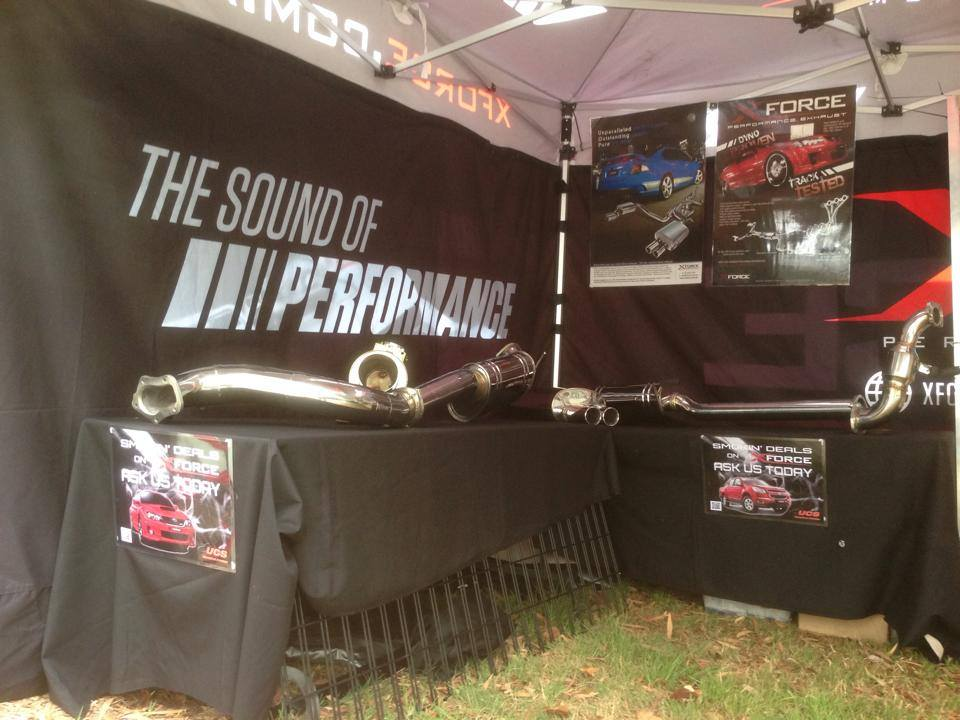 The Sound of Performance