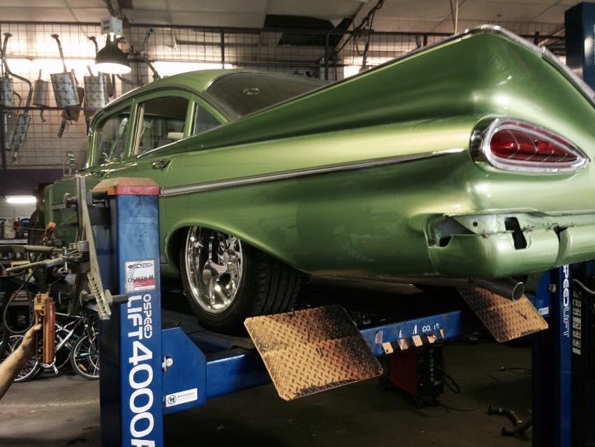 Green Car Repair